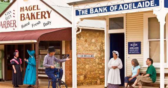 Go back in time! Australian historical attractions breathing with life - image big4-austrlais-no2 on https://www.deltafinancialgroup.com.au