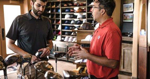 5 tactics for handling difficult customers - image man-standing-beside-man-holding-gray-club-1325735 on https://www.deltafinancialgroup.com.au