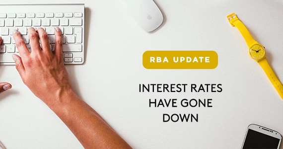 Reserve Bank lowers cash rate by 25 basis points to 0.50 per cent - image CC-RBA-2019-down on https://www.deltafinancialgroup.com.au