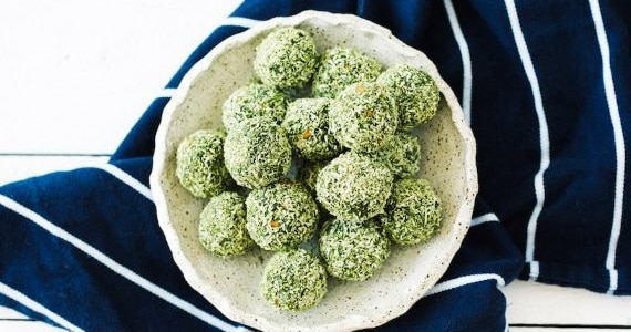 15 Healthy and Easy Snacks When You're Working From Home - image greenball on https://www.deltafinancialgroup.com.au